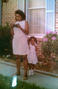 Little Me and Mom
