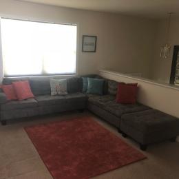 Living Room; minus coffee table.