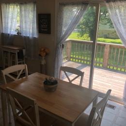 Our beautiful kitchen; Coastal Theme
